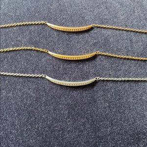 Michael Kors Set of 3 bracelets